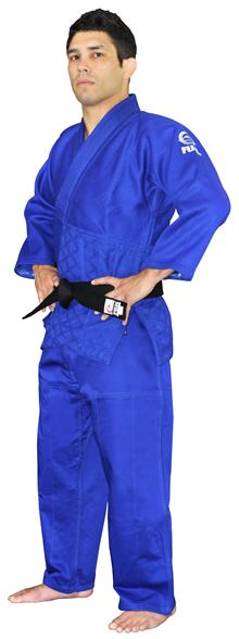 Fuji Double Weave Judo Gi (Blue)